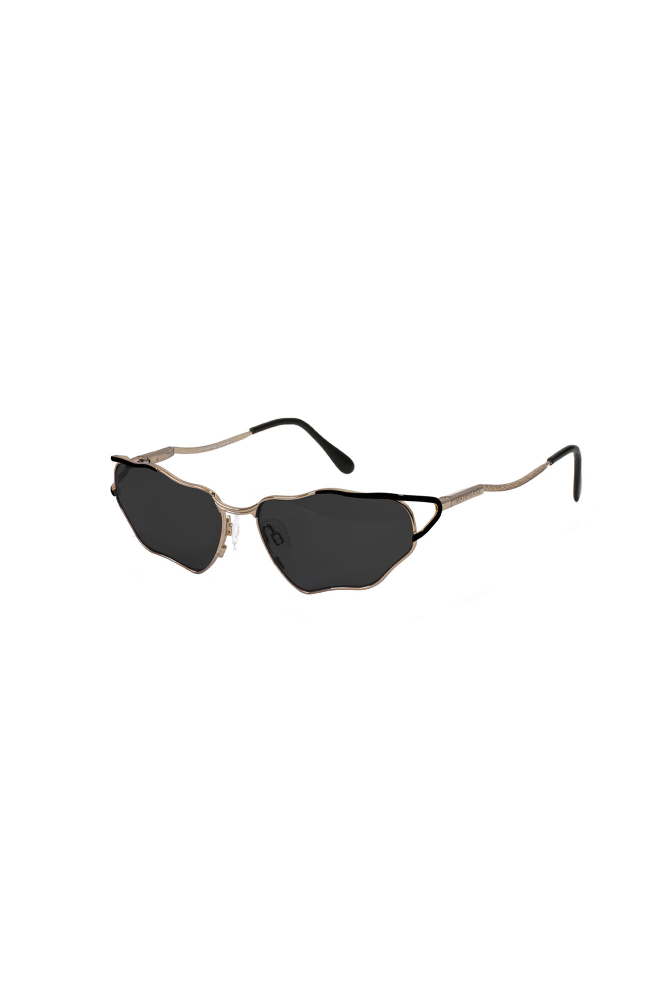 01. MANEMANE LIMITED EDITION BLACK SUNGLASSES